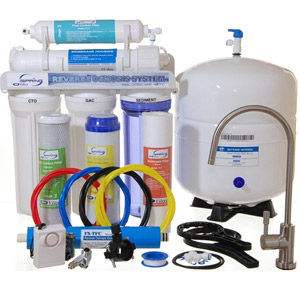 reverse osmosis water filtering system