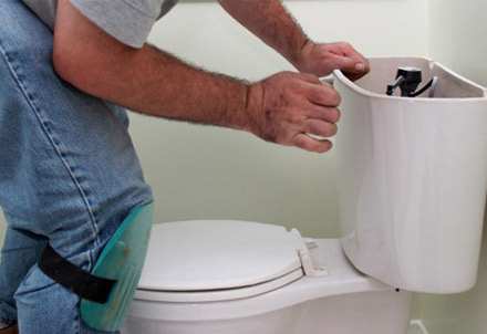 Toilet Replacement & Installation
