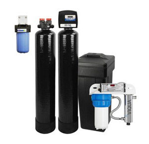 Water Filtering System For Whole House